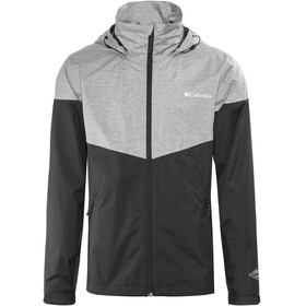 Columbia Inner Limits Jacket Men Black/Grey Ash